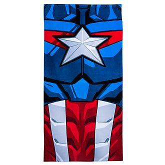 Disney Store Serviette de plage Captain America