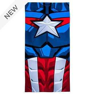 Disney Store Captain America Beach Towel