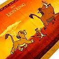 Disney Store - Der König der Löwen - Strandtuch