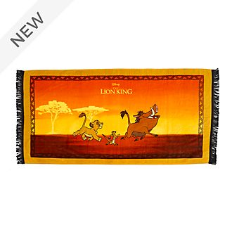 Disney Store The Lion King Beach Towel