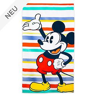 Disney Store - Micky Maus - Großes Strandtuch