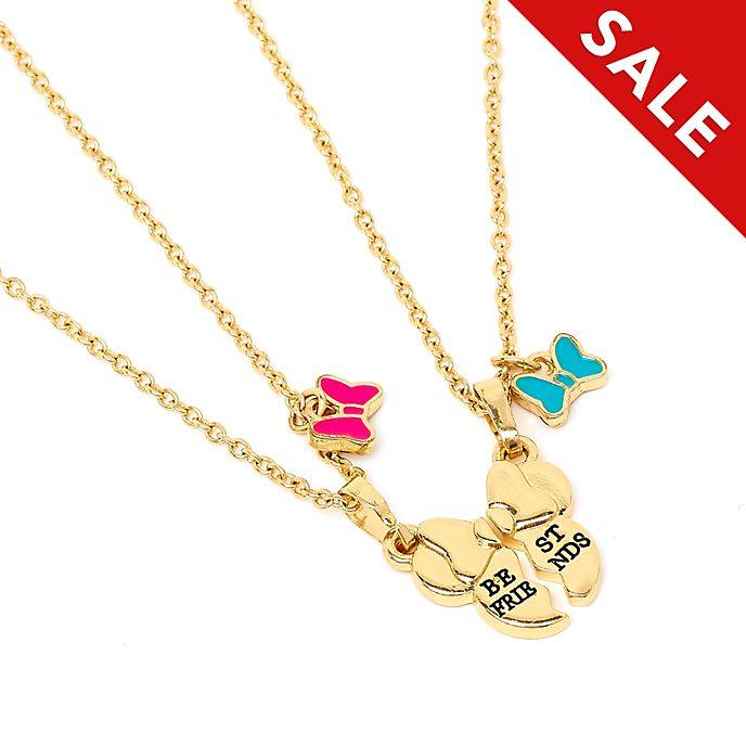 Disney Store - Minnie Maus - Halsketten mit Freundschaftsanhänger
