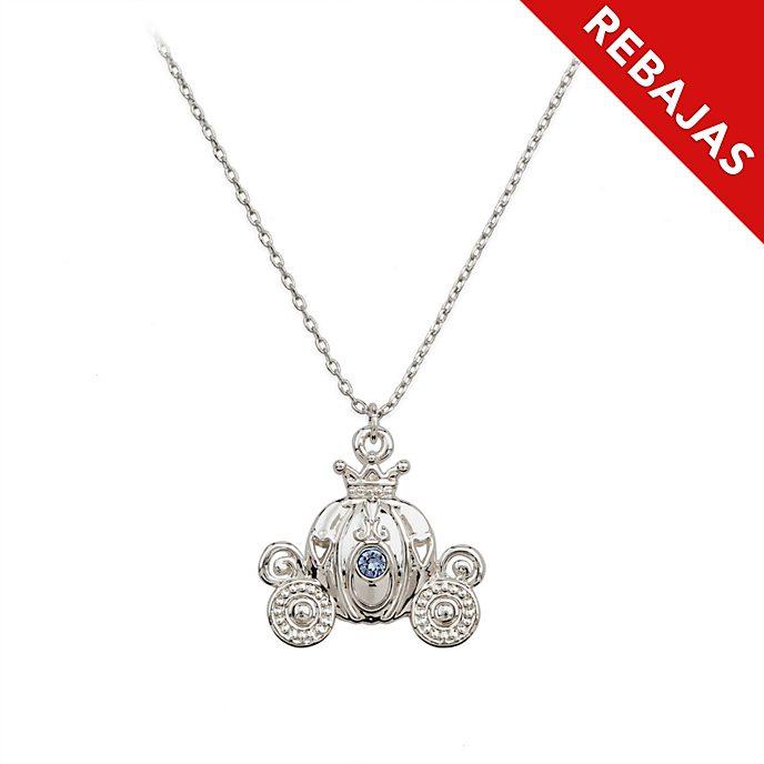 Conjunto collar y pendientes Cenicienta, Disney Store