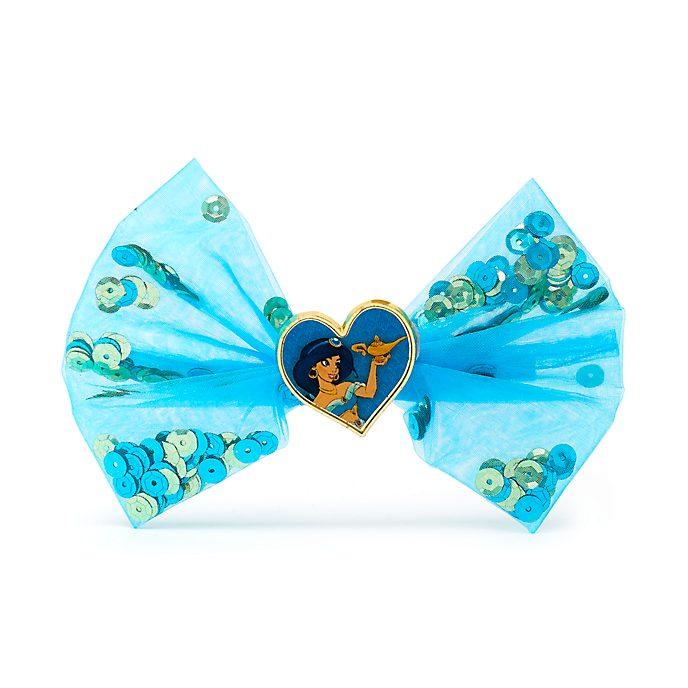 Horquilla de pelo con lazo, princesa Jasmine, Disney Store