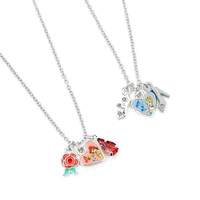 Disney Store - Disney Prinzessin - Halsketten mit Freundschaftsanhänger