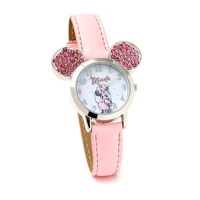 Reloj Minnie Mouse, Disney Store
