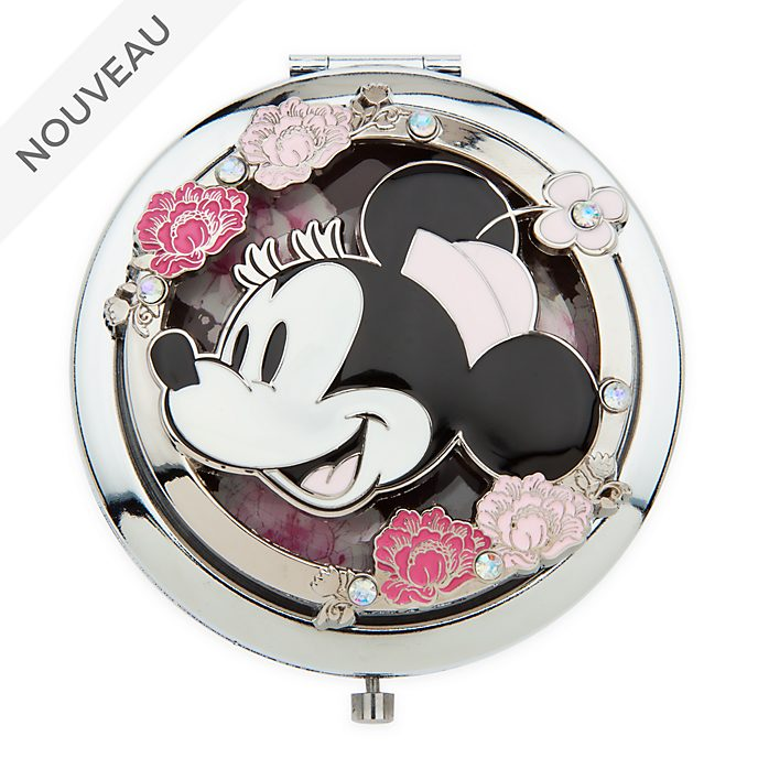 Disney Store Miroir de poche Positively Minnie