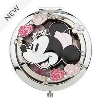 Disney Store Positively Minnie Compact Mirror