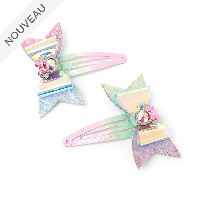 Disney Store Pinces à cheveux Minnie Mystical, lot de 2