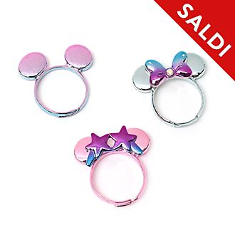 Minnie Mouse Mystical Disney Store, 3 anelli