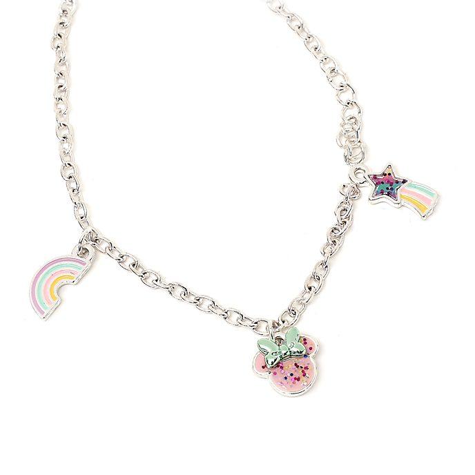 Disney Store Minnie Mouse Mystical Charm Bracelet