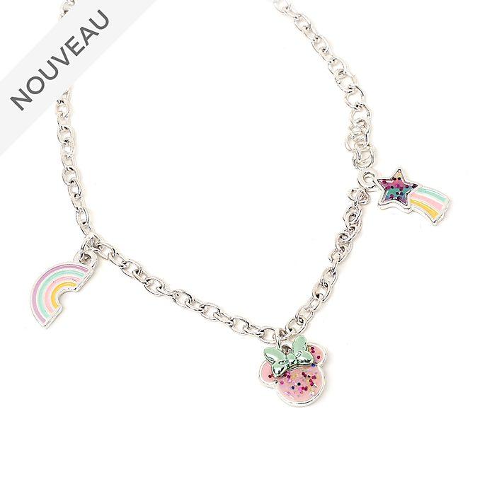 Disney Store Bracelet à breloques Minnie Mystical