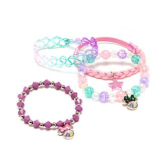 Pulseras Minnie Mouse, Mystical, Disney Store (4 u.)