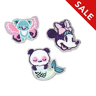Disney Store Minnie Mouse Mystical Iron-On Patches