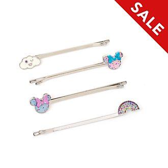 Disney Store - Minnie Maus - Haarspangen, 4er-Pack