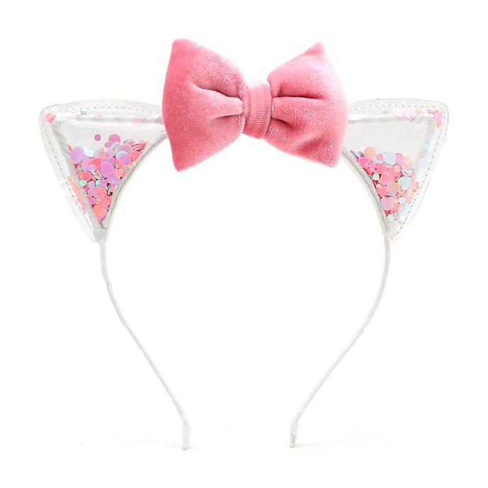 Disney Store Marie Ears Headband For Kids