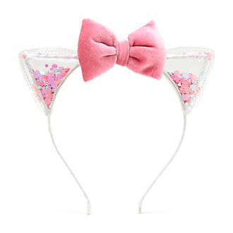 Disney Store Marie Ears Headband For Kids