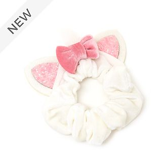 Disney Store Marie Hair Scrunchie