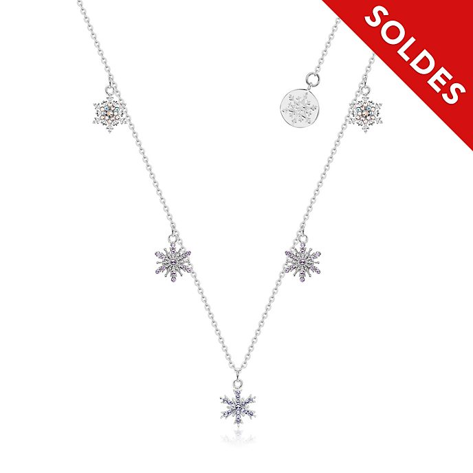 Couture Kingdom Collier Flocons La Reine des Neiges 2