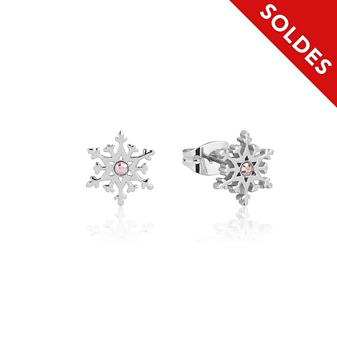 Couture Kingdom Clous d'oreilles Flocon La Reine des Neiges 2