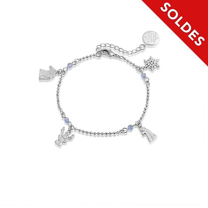 Couture Kingdom Bracelet à breloques La Reine des Neiges2