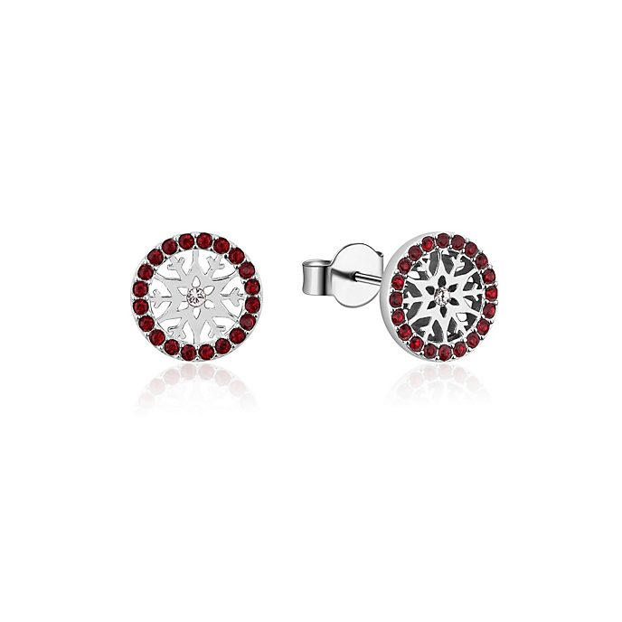 Couture Kingdom Frozen 2 January Birthstone Stud Earrings