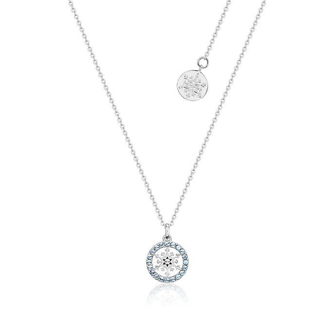 Couture Kingdom - Die Eiskönigin2 - Halskette mit Geburtsstein für März