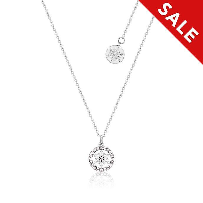 Couture Kingdom - Die Eiskönigin2 - Halskette mit Geburtsstein für April