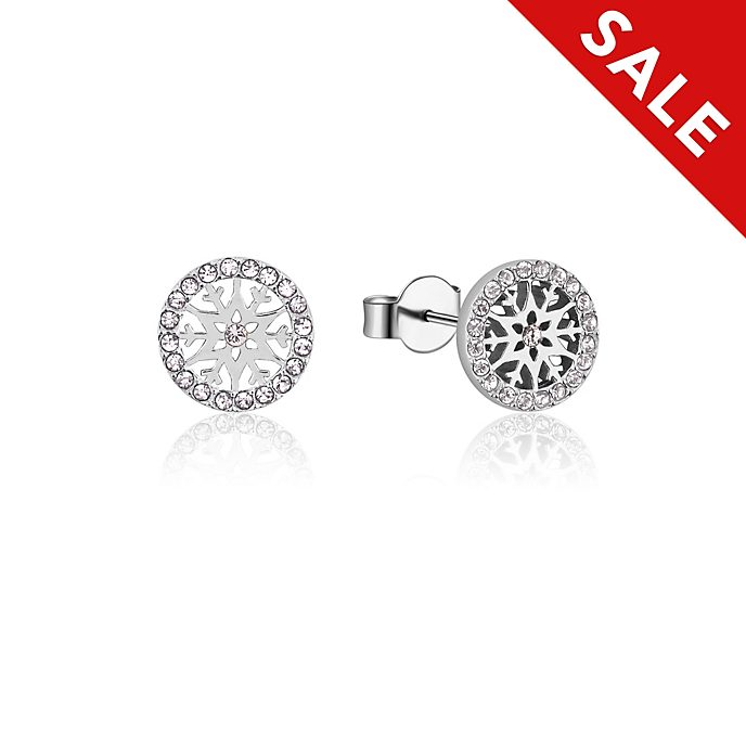 Couture Kingdom Frozen 2 April Birthstone Stud Earrings
