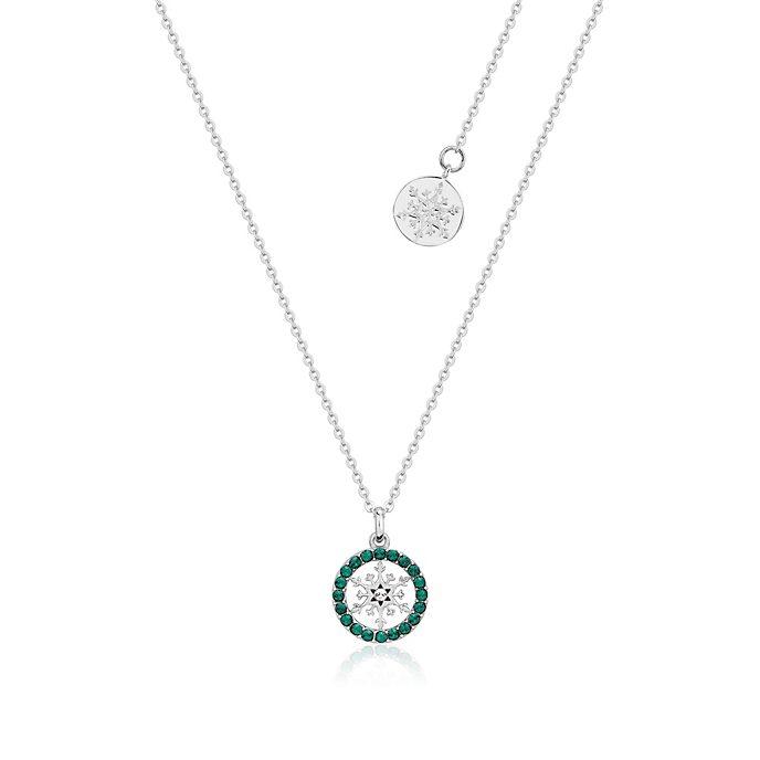 Couture Kingdom - Die Eiskönigin2 - Halskette mit Geburtsstein für Mai