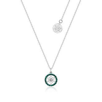 Collana con pietra del mese di maggio Frozen 2: Il Segreto di Arendelle Couture Kingdom