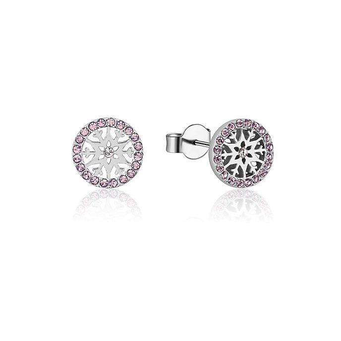 Couture Kingdom Frozen 2 June Birthstone Stud Earrings