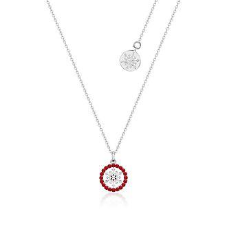 Couture Kingdom - Die Eiskönigin2 - Halskette mit Geburtsstein für Juli