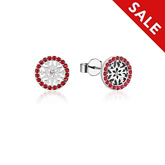 Couture Kingdom Frozen 2 July Birthstone Stud Earrings