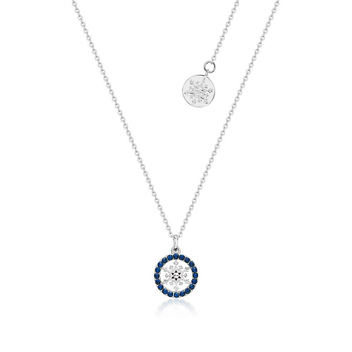 Couture Kingdom Frozen 2 September Birthstone Necklace