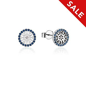 Couture Kingdom Frozen 2 September Birthstone Stud Earrings