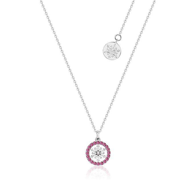 Couture Kingdom - Die Eiskönigin2 - Halskette mit Geburtsstein für Oktober