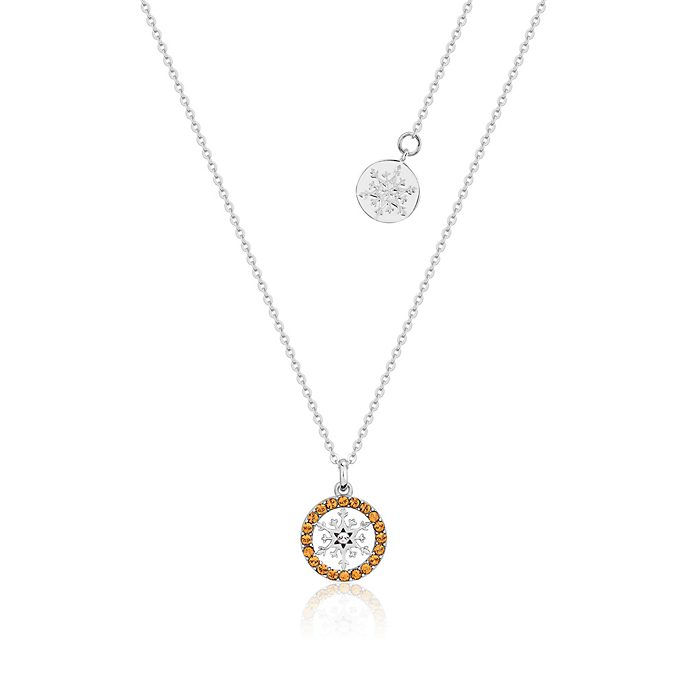 Couture Kingdom Frozen 2 November Birthstone Necklace