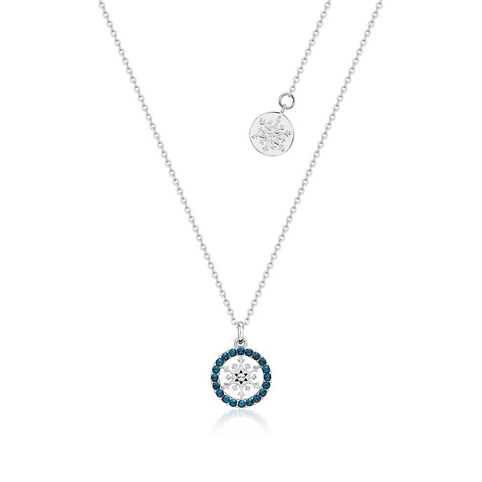 Couture Kingdom Frozen 2 December Birthstone Necklace