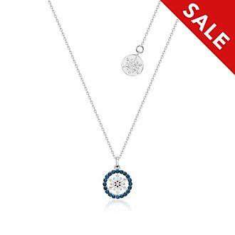 Couture Kingdom - Die Eiskönigin2 - Halskette mit Geburtsstein für Dezember