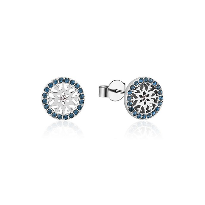 Couture Kingdom Frozen 2 December Birthstone Stud Earrings