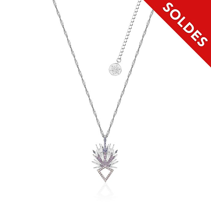 Couture Kingdom Collier Cristaux de glace Elsa, La Reine des Neiges 2