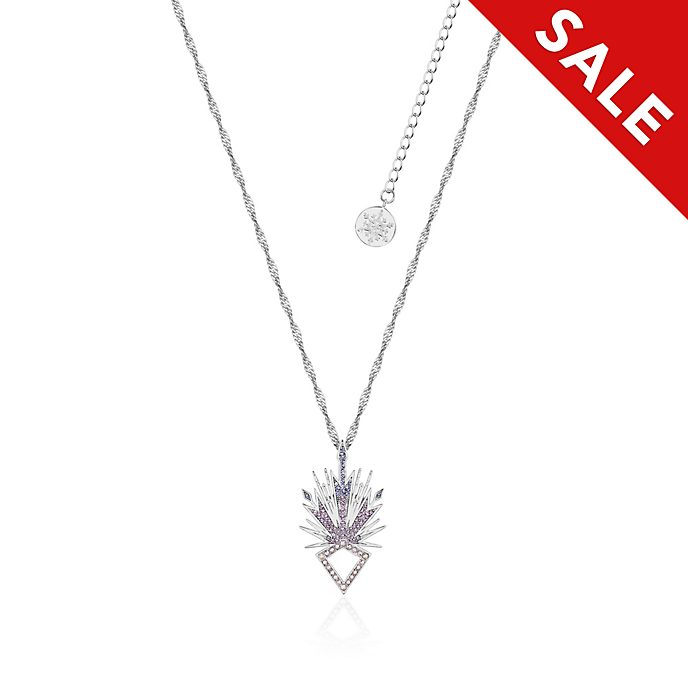 Couture Kingdom Elsa Ice Crystal Necklace, Frozen 2