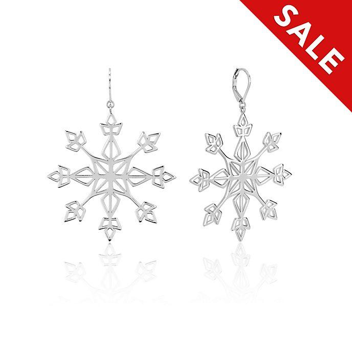Couture Kingdom - Die Eiskönigin2 - Statement-Ohrringe mit Schneeflocke