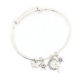 Disney Store Bracelet plaqué argent Clochette