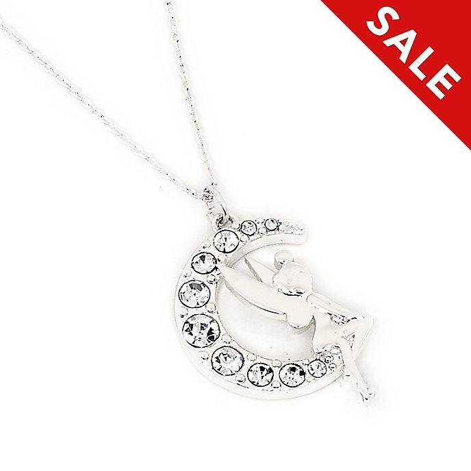 Disney Store - Tinkerbell - Versilberte Halskette
