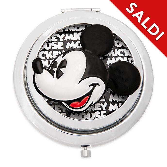 Specchio compatto Mickey Mouse Greyscale Topolino Disney Store