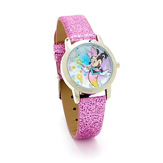 Disney Store Minnie Mouse Mermaid Watch