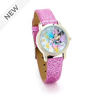 Disney Store Minnie Mouse Mermaid Watch