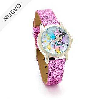 Reloj Minnie Mouse sirena, Disney Store
